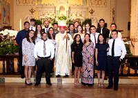 Holy Family Confirmation 07-17